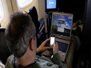 Uçaklarda telefon kullanmak serbest oluyor