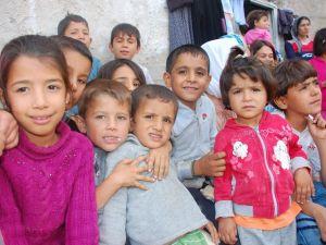 İHH'dan, Kobanili 9 Aileye Yardım