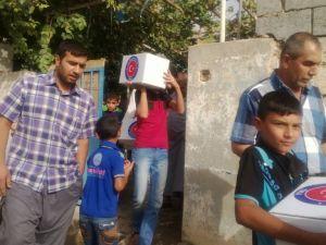 TİKA'nın Kuzey Irak'ta İnsani Yardım Faaliyetleri Devam Ediyor