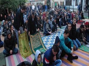 Kosova'da Kurban Bayramı coşkusu