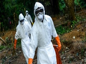 Ebola'dan ölenlerin sayısı yükseldi