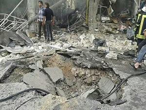 Suriye'de varil bombalı saldırı: 10 ölü