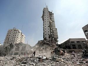 Gazze'nin Yeniden İmarı