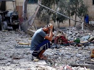 İsrail'in Gazze'ye ablukası gayrimeşrudur