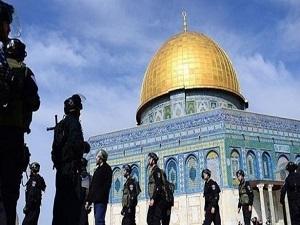 İsrailli Yerleşimcilerden Kudüs'e baskın