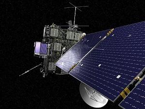 Rosetta uzay aracı görevini sürdürüyor