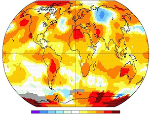 2014 insanlık tarihinin en sıcak yılı olabilir