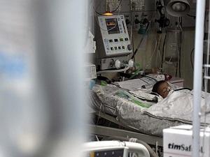 Suriyeli hastalar Türkiye'de şifa buluyor