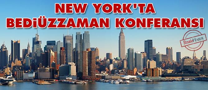 New Yorkta Bediüzzaman Konferansı