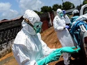Çin'den Ebola mağduru Gine'ye yardım