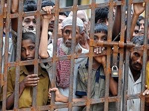 Myanmar'da insan hakları ihlalleri