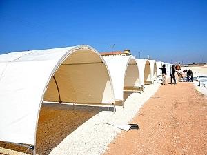 DİB Suriye Koordinatörünün kamp ziyareti