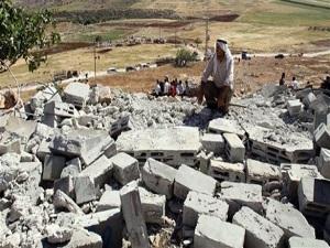 İsrail yıkmaya devam ediyor