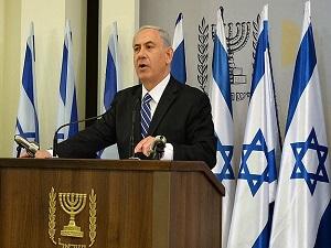 İsrail Başbakanı Filistin Devlet Başkanı'nı suçladı