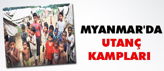 Myanmarda utanç kampları