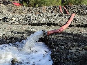 O madeni 2 yıl önce de su basmış