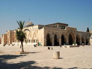 İsrail'in Hedefi Mescid-i Aksayı Yıkmak