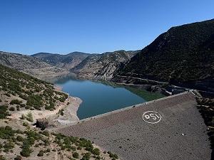 Barajlardaki doluluk oranları yüzde 30'larda