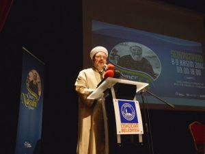 Ömer Nasuhi Bilmen Üsküdar'da Anıldı