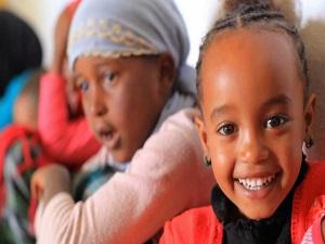 TİKA'dan Etiyopyalı Yetimlere Eğitim Yardımı