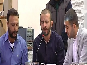 Kur'an-ı Kerim'i cezaevinde öğrendiler
