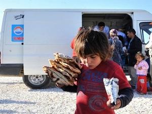 Türkiye'nin yardım elini unutmayacağız