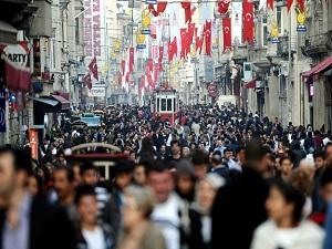 İstanbul'un nüfusu artarken 13 il göç veriyor