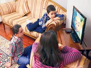 4 yaşından küçük çocuklar televizyon izlememeli