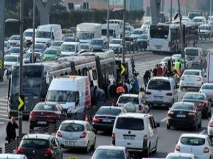 Bakanlık İtiraf Etti: İstanbul Trafiği Çözülmez