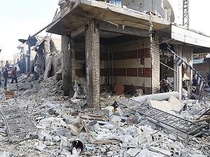 Rakka'da ölenlerin sayısı 130'a yükseldi