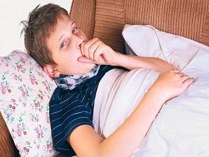 Çocuklarda gece öksürüğüne serin hava iyi geliyor