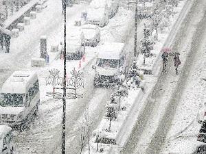 Aşırı Soğuklarda Vücut Isısının Düşmesine Dikkat Edilmeli