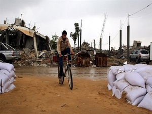 Gazze'deki yaşam endişe verici
