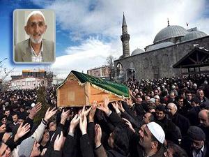 Seyfullah Gülen, son yolculuğuna uğurlandı
