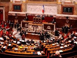 Fransa meclisinde Filistin oylaması