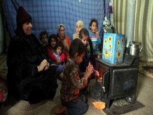 Ürdün'deki Suriyeli sığınmacılar