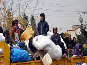Irak'taki sığınmacı sayısı artıyor
