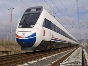 Bulgaristan sınırına hızlı tren