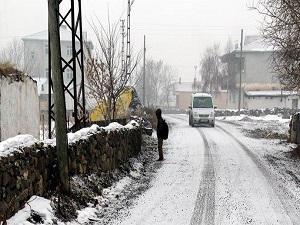 Doğu'da en soğuk il -8'le Ardahan
