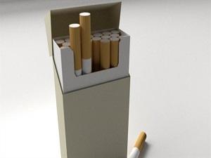 Sigara paketlerinin korkunç etkisi
