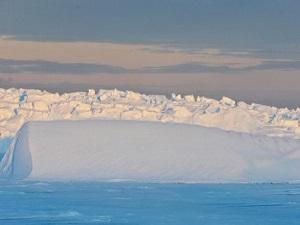 Antartika için felaket senaryosu