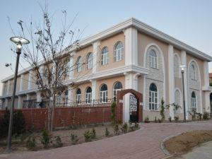 ÇOMÜ Camii Açıldı