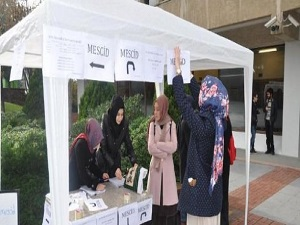 Boğaziçi Üniversitesi'nde mescide onay