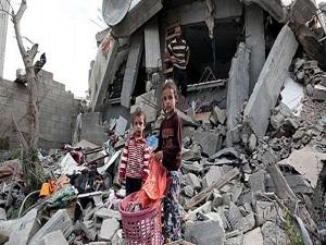 Suudi Arabistan'dan Gazze için 12 milyon dolar