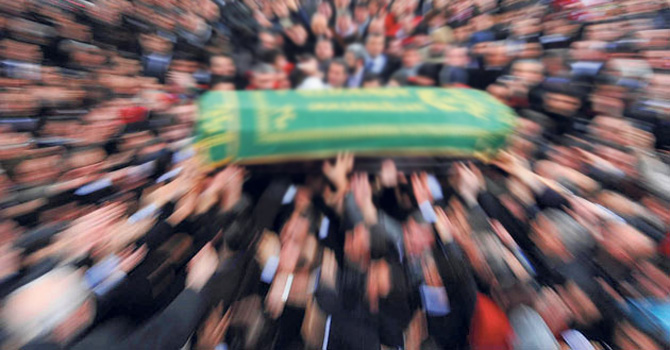 Abdülkadir Badıllı ağabeyin cenaze programı