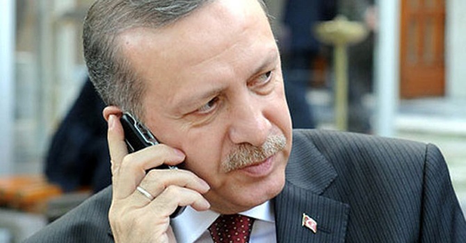 Erdoğan'dan Badıllı ağabeyin ailesine taziye telefonu