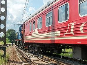 Ukrayna Kırım'a demiryolu ulaşımını durdurdu