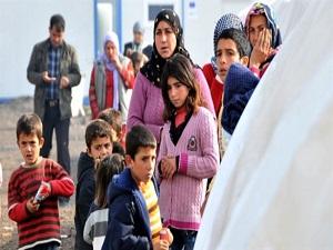 Suriyeli sığınmacılar manyetik kimlik