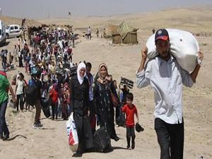İzmir'den Suriyelilere yardım tırı