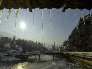 Balkanlar'da 'dondurucu soğuk' alarmı